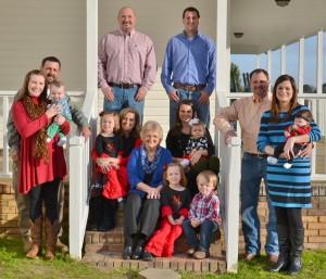 Sasser Family